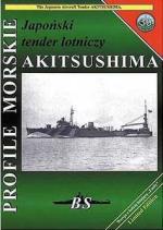 29799 - Brzezinski, S. - Profile Morskie 039: Akitsushima, Japanese Aircraft Tender