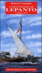 29858 - Gargiulo, R. - Battaglia di Lepanto. 7 ottobre 1571 (La)