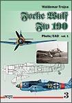 29938 - Trojca, W. - Focke Wulf FW 190 Photo/CAD Vol 1