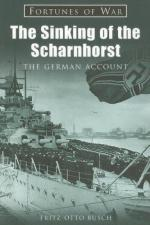29995 - Busch, F.O. - Sinking of the Scharnhorst. The German Account (The)