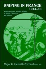 30037 - Hesketh Prichard, H. - Sniping in France 1914-18