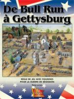 30042 - Laporte, P. - De Bull Run a Gettysburg. Regle de Jeu avec Figurines pour la Guerre de Secession