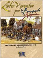 30043 - Raguet, J.C. - Listes d'armees pour de Bonaparte a Napoleon. Livret N 03: Les annees terribles, 1812-1815