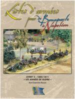 30044 - Raguet, J.C. - Listes d'armees pour de Bonaparte a Napoleon. Livret N 02: Les annees de gloire, 1805-1811