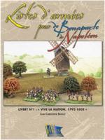 30045 - Raguet, J.C. - Listes d'armees pour de Bonaparte a Napoleon. Livret N 01: Vive la Nation, 1792-1802