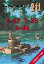 30164 - Kolomjec, M. - No 211 T-37, T-38, T-40 (Tank Power Vol III)