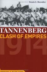30267 - Showalter, D.E. - Tannenberg 1914. Clash of Empires