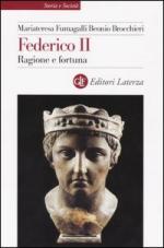 30290 - Fumagalli Beonio Brocchieri, M. - Federico II. Ragione e fortuna