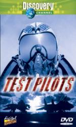 30369 - Discovery Channel,  - Test Pilots. Discovery Channel DVD