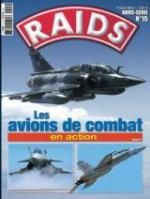 30521 - Raids, HS - HS Raids 15: Les Avions de Combat en Action Vol 1