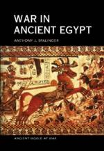 30746 - Spalinger, A.J. - War in Ancient Egypt. The New Kingdom