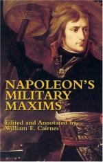 30805 - Cairnes, W.E. cur - Napoleon' s Military Maxims