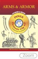 30809 - AAVV,  - Arms and Armor (CD-ROM and Book)