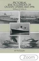 30816 - Miller, W.H. - Pictorial Encyclopedia of Ocean Liners 1860-1994