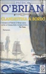 30939 - O'Brian, P. - Clandestina a bordo