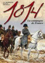 30952 - Hourtoulle-Garnier-Jouineau, F.G.-J.-A. - 1814 La Campagne de France
