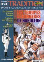 30959 - Tradition, HS - Tradition HS 33: Les Troupes Etrangeres de Napoleon Vol 2