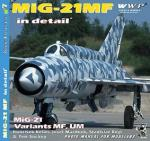 30971 - AAVV,  - Present Aircraft 07: MiG-21MF/UM in detail