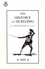 31007 - Millington, J.G. - History of Duelling 1841 2 Voll