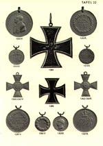 31011 - von Hessenthal Schreiber,  - Honours and Awards of the German States (Die Ehrenzeichen des Deutschen Reiches)