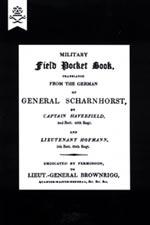31025 - Haverfield-Hofmann, cur - Military Field Pocket Book 1811 (Translation of General Scharnhorst)