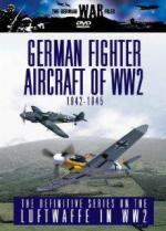 31347 - AAVV,  - German War Files: German Fighter Aircraft of WWII 1942-1945 DVD