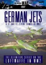 31352 - AAVV,  - German War Files: German Jets and V1 and V2 Flying bombs of WWII DVD