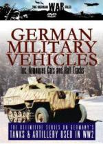 31363 - AAVV,  - German War Files: German Military Vehicles DVD
