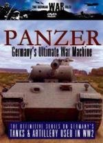 31364 - AAVV,  - German War Files: Panzer. Germany's Ultimate War Machine DVD