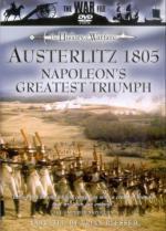 31392 - AAVV,  - History of Warfare: Austerlitz 1805. Napoleon's greatest Triumph DVD