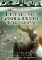 31410 - AAVV,  - History of Warfare: Battle of Bannockburn 1314. The Lion Rampant DVD