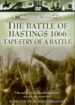 31411 - AAVV,  - History of Warfare: Battle of Hastings 1066. Tapestry of a Battle DVD