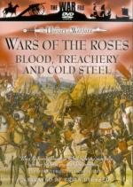 31415 - AAVV,  - History of Warfare: Wars of The Roses. Blood, Treachery and Cold Steel DVD