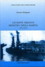 31493 - Pellegrini, E. - Giuseppe Sirianni Ministro della Marina (1874-1955)