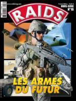 31506 - Raids, HS - HS Raids 16: Les Armes du Futur