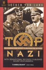 31590 - von Lang, J. - Top Nazi. SS General Karl Wolff, the Man Between Hitler and Himmler