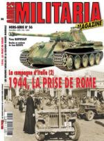 31593 - Armes Militaria, HS - HS Militaria 056: 1944, La prise de Rome - Campagne d'Italie 2