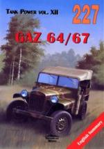 31687 - Proczko, J. - No 227 GAZ 64/67 (Tank Power Vol XII)