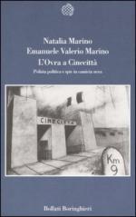 31891 - Marino-Marino, N.-E.V. - Ovra a Cinecitta'. Polizia politica e spie in camicia nera (L')