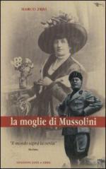 31929 - Zeni, M. - Moglie di Mussolini (La)