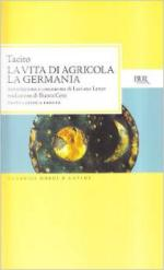 31992 - Tacito,  - Vita di Agricola - La Germania