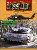 32166 - AAVV,  - Assault: Journal of Armored and Heliborne Warfare Vol 12