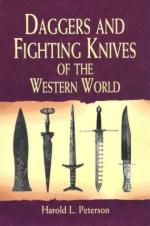 32230 - Peterson, H.L. - Daggers and Fighting Knives of the Western World