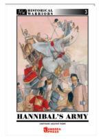 32280 - Canales, C. - Esercito di Annibale. Cartagine contro Roma (L')