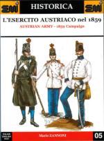 32283 - Zannoni, M. - Esercito austriaco nel 1859 - Austrian Army 1859 Campaign - Historica 05