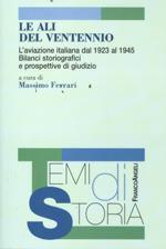 32312 - Ferrari, M. cur - Ali del Ventennio (Le)