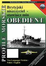 32377 - Brzezinski, S. - Profile Morskie 074: HMS Obedient, British Destroyer-Minelayer ENGLISH