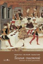32399 - Tocci-Revelli-Cutini, A.-A.-S. - Tacuinum Rinascimentale. Itinerario di trionfi gastronomici
