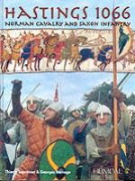 32462 - Leprevost-Bernage, T.-G. - Hastings 1066. Norman Cavalry and Saxon Infantry