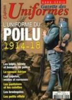 32560 - AAVV,  - Uniforme du Poilu 1914-1918 - Gaz. des Uniformes HS 19 (L')